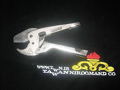 قیچی لوله بر پلی اتیلن